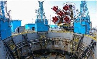 Начинается строительство Площадки 1А на космодроме Восточный
