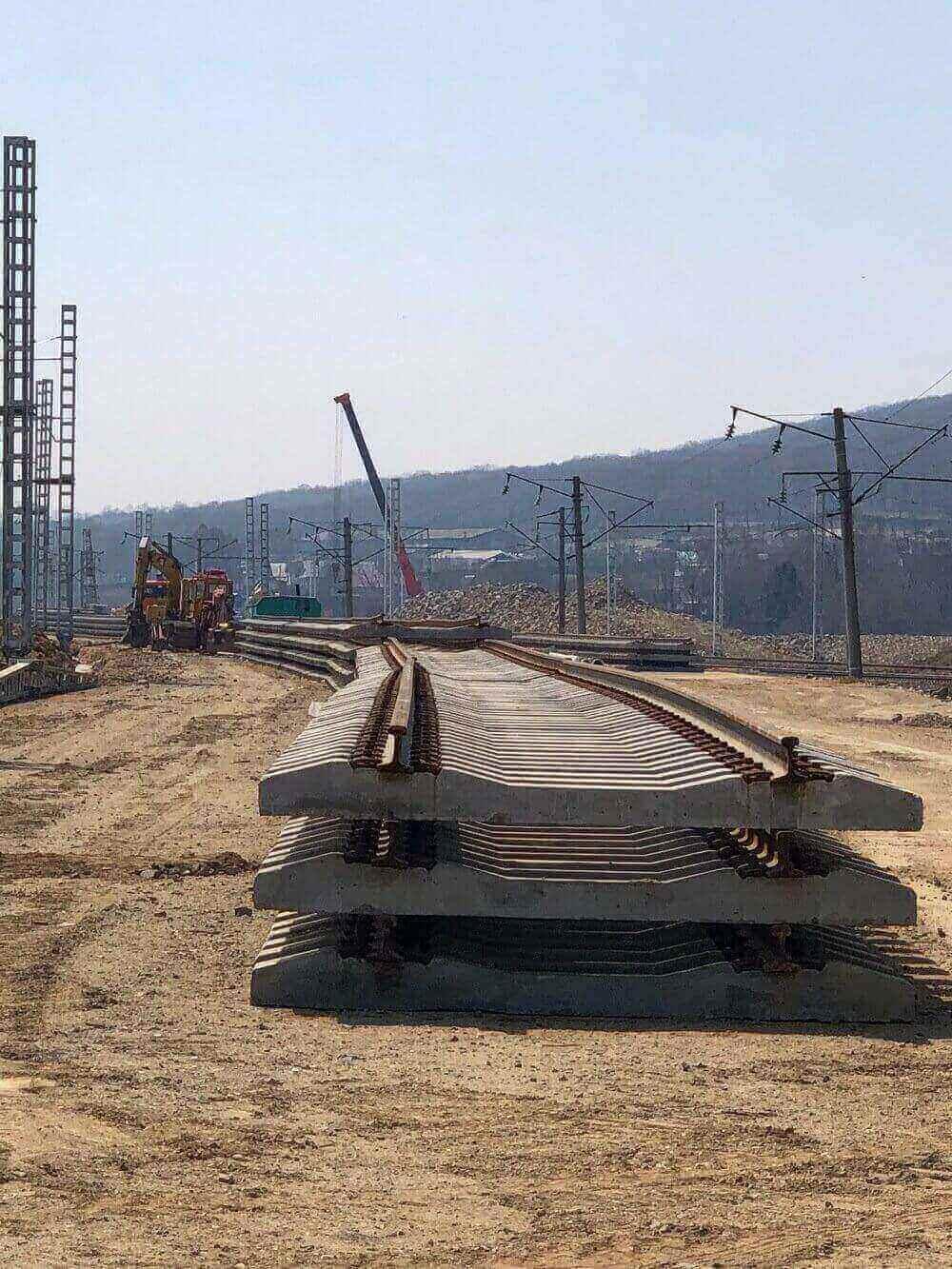 Заключен договор на реконструкцию станции Ленинск