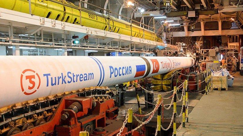 «Будет запущен в срок»: газопровод «Турецкий поток» введут в эксплуатацию к концу 2019 года