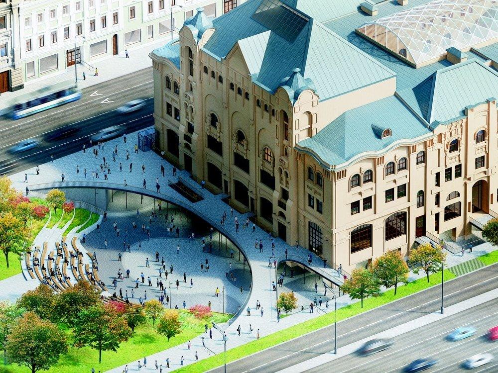 Когда откроют Политехнический музей?