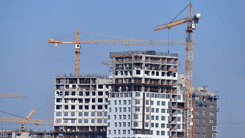 В Калининграде рассказали о темпах жилищного строительства с начала года