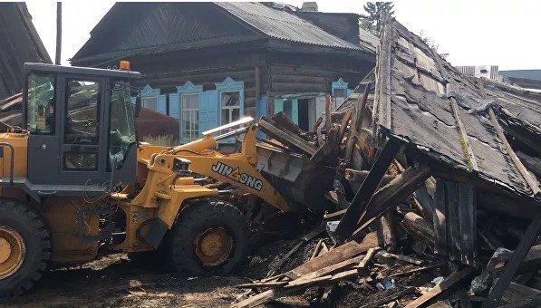 Микрорайон для пострадавших в Тулуне должны сдать до октября 2020 года